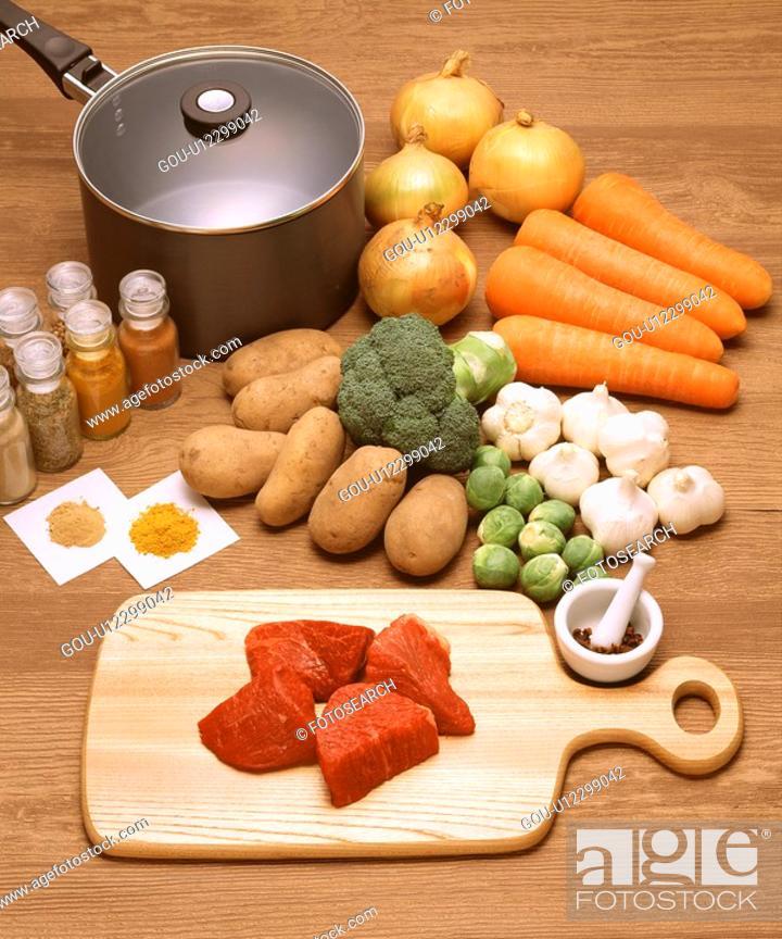 Stock Photo: Vegetable.