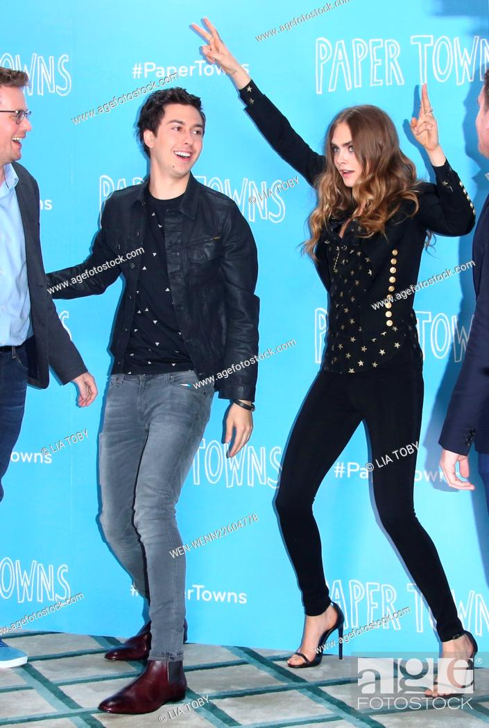 The Best Cara Delevingne And Nat Wolff PNG