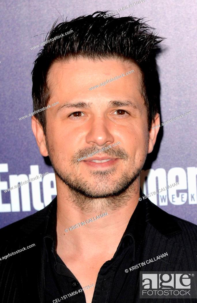 Stock Photo: Freddy Rodriguez at arrivals for Entertainment Weekly and People Upfronts Party, The High Line Hotel, New York, NY May 11, 2015.