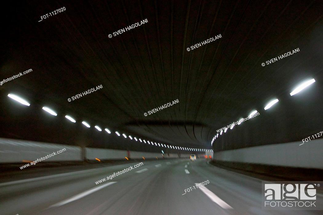 Stock Photo: Highway in Japan.