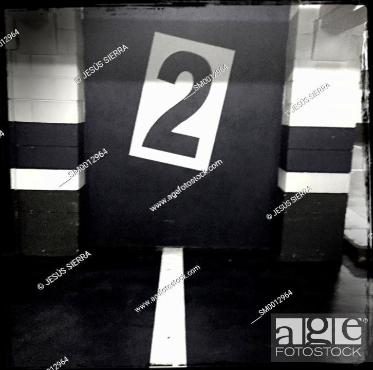 Imagen: Number two, 2.