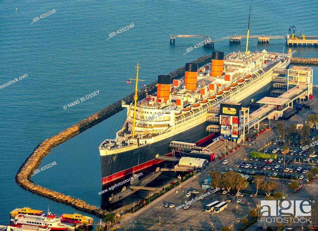 Rms Queen Mary Ocean Liner Hotel