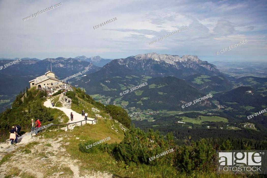 Photo de stock: Eagle's Nest - Berchtesgaden.