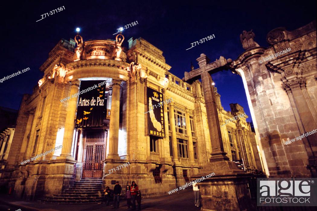 Stock Photo: Museo Numismatico. Banco Central, Quito. Ecuador.