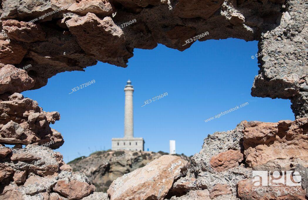 Imagen: Cabo de Palos, Murcia, Spain.