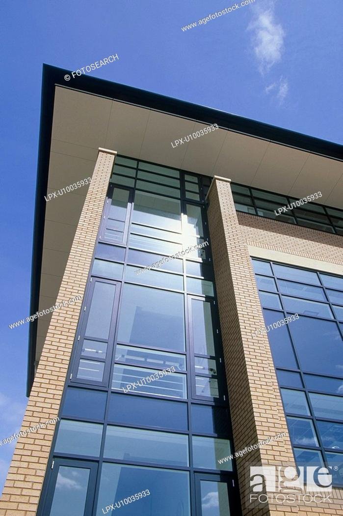 Stock Photo: Corporate Building.