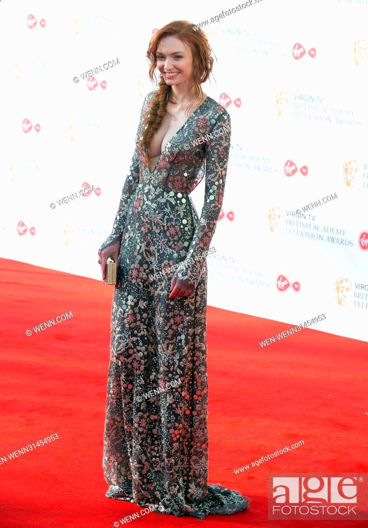 Stock Photo: The BAFTA Television Awards 2017 - Arrivals Featuring: Eleanor Tomlinson Where: London, United Kingdom When: 14 May 2017 Credit: WENN.com.