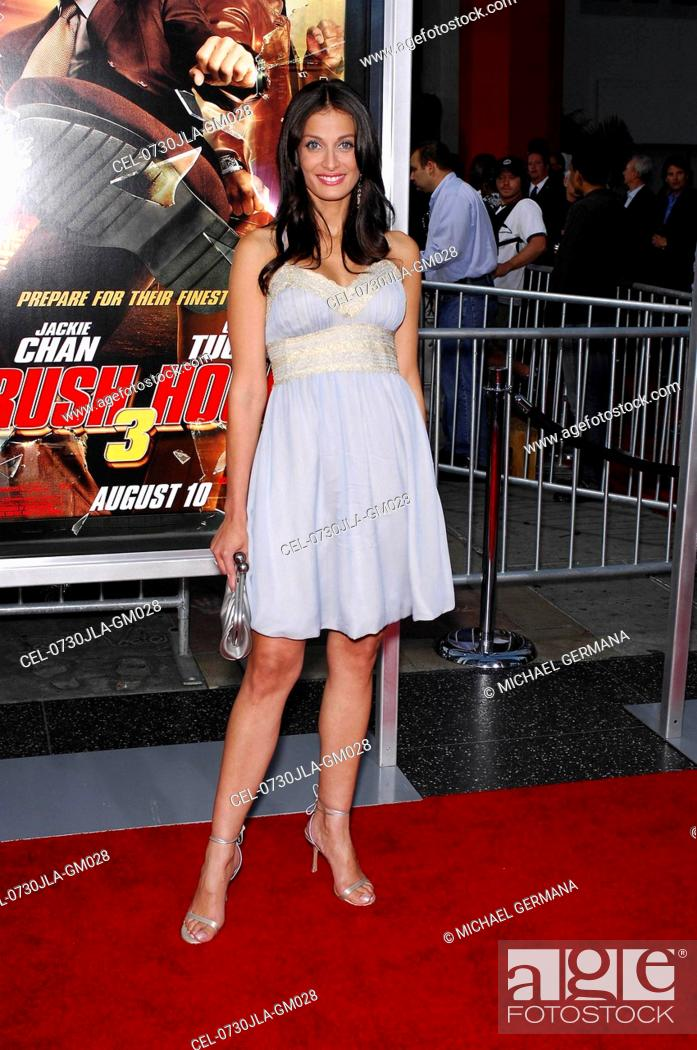 230a7f242 Stock Photo - Dayanara Torres at arrivals for RUSH HOUR 3 Premiere, Mann's  Grauman's Chinese Theatre, Los Angeles, CA, July 30, 2007.
