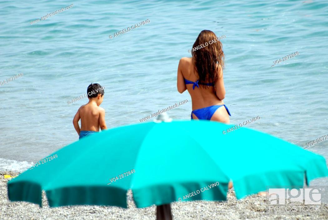 Imagen: AMALFI COAST, ITALY, MAIORI.