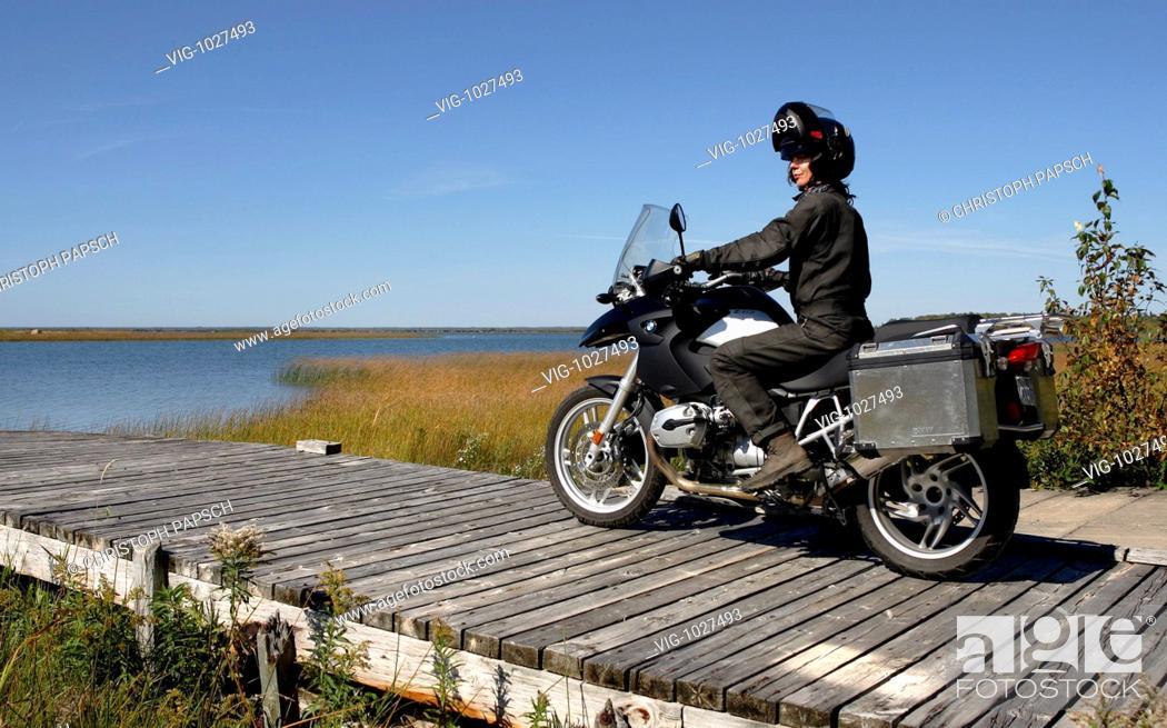 Stock Photo: Auf Manitoulin Island. Ontario, Kanada. ---------- Foto: Christoph Papsch - www.christoph-papsch.com - Telefon: 0170/2006346 - Canada Canada, 14/10/2008.