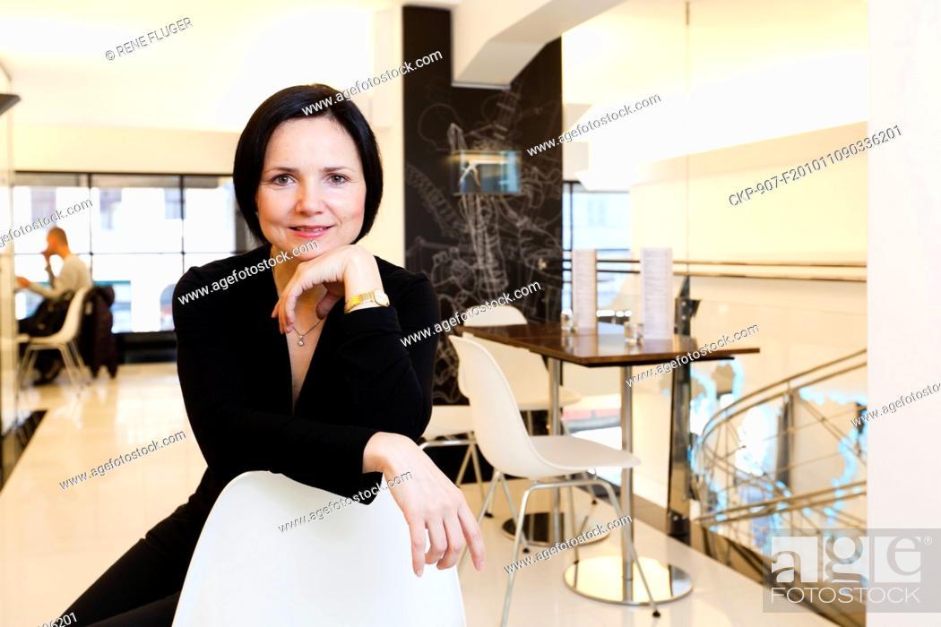 Marketa Reedova of political party Public Affairs Veci Verejne