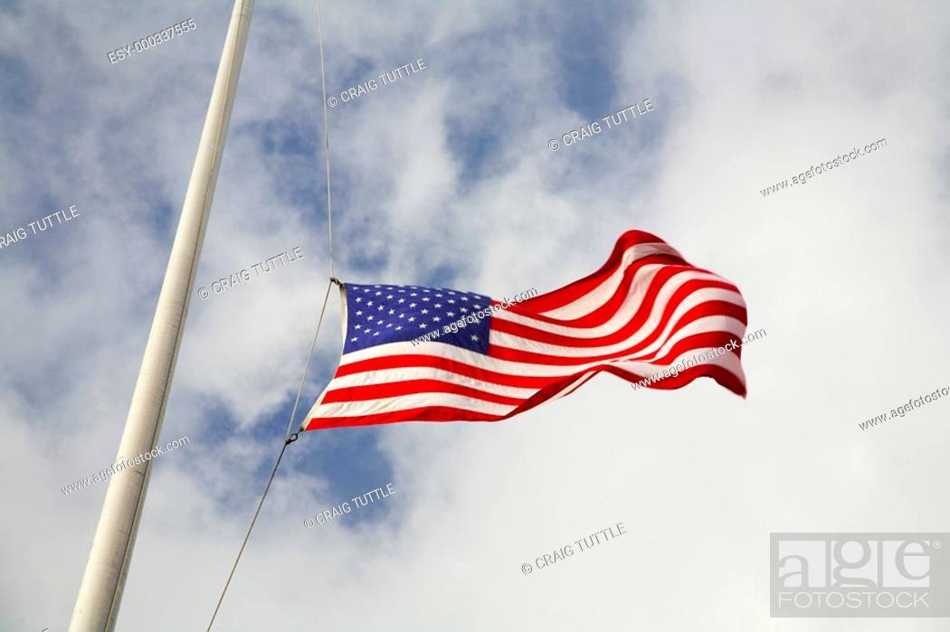 Imagen: American flag.