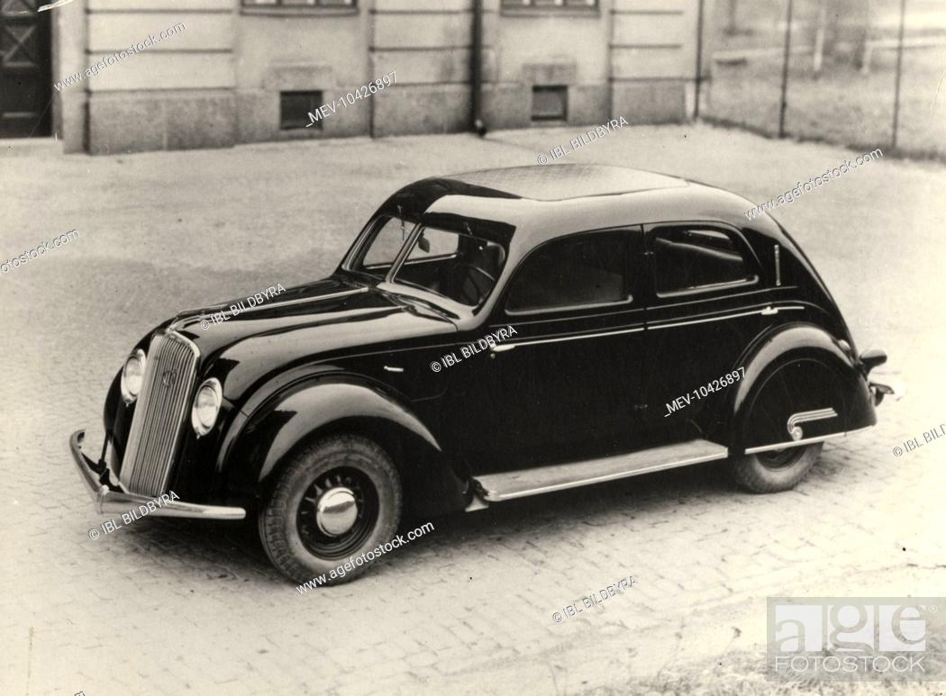 Volvo Pv 36 Carioca 1935 Stock Photo Picture And Rights Managed