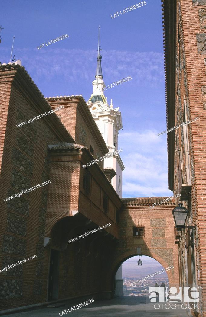 Imagen: Costa Calida. Benedictine monastery of Nuestra Senora de la Fuensanta.