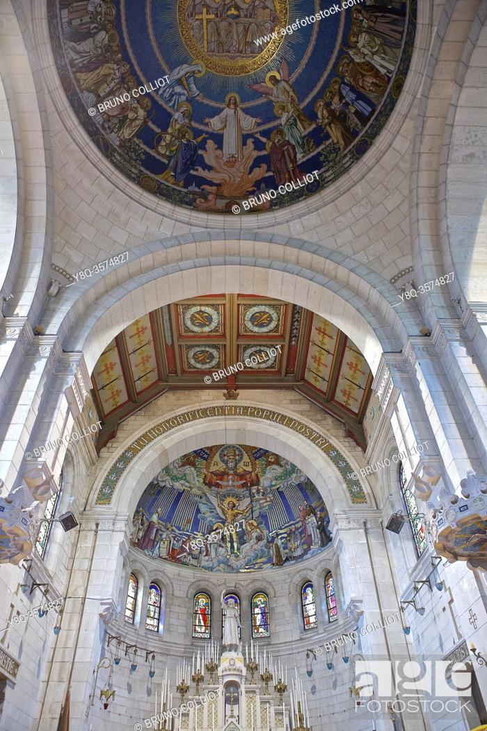 Stock Photo: Basilica at Domrémy-la-Pucelle.