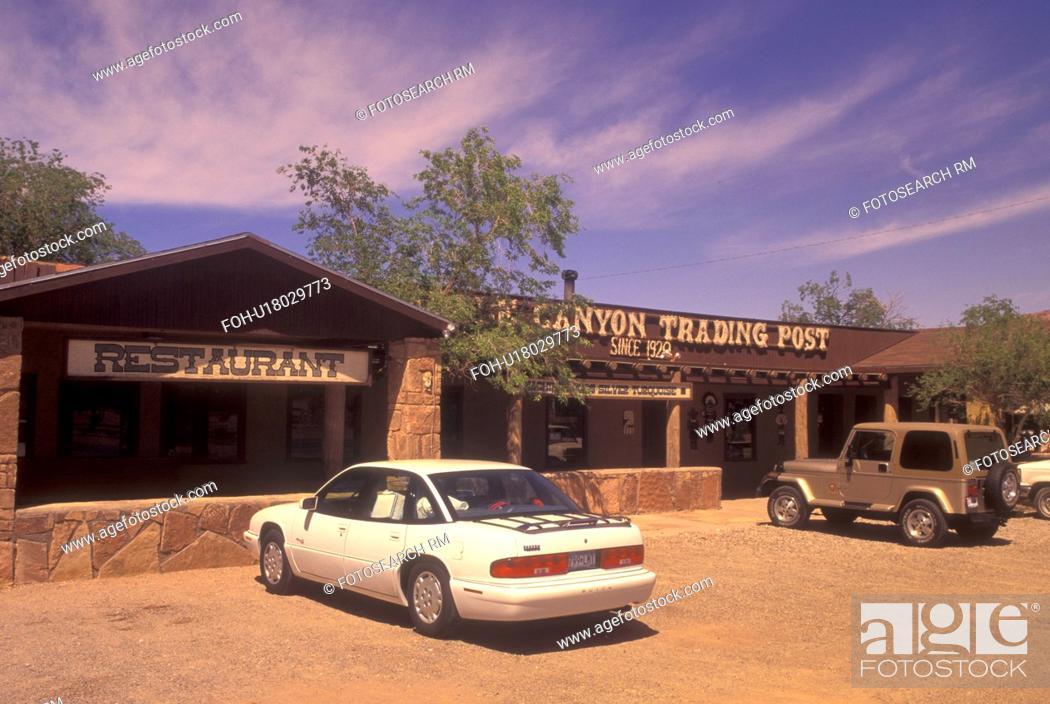 Imagen: Glen Canyon National Recreation Area, AZ, Arizona, Marble Canyon Trading Post.