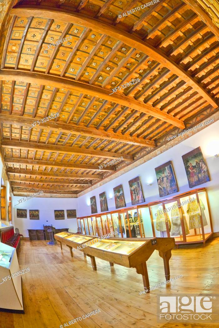 Imagen: Cathedral Of Astorga, 15-18th Century Gothic-Renaissance Style, Astorga, León, Castilla y León, Spain, Europe.