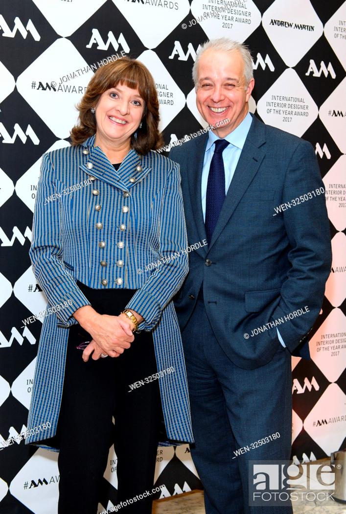 Andrew Martin International Interior Designer Of The Year Awards 2017 At The Royal Academy In London Stock Photo Picture And Rights Managed Image Pic Wen 32503180 Agefotostock