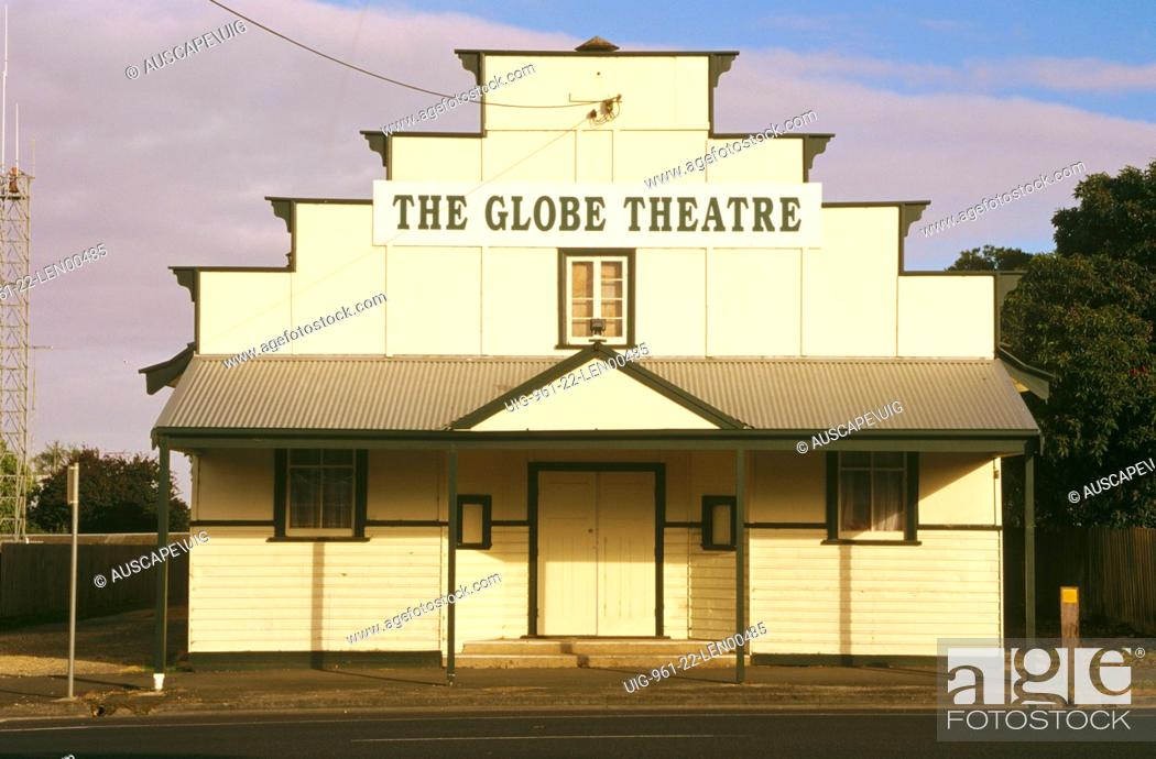 why was the globe theatre built