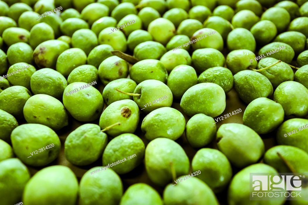 Stock Photo: Olives.