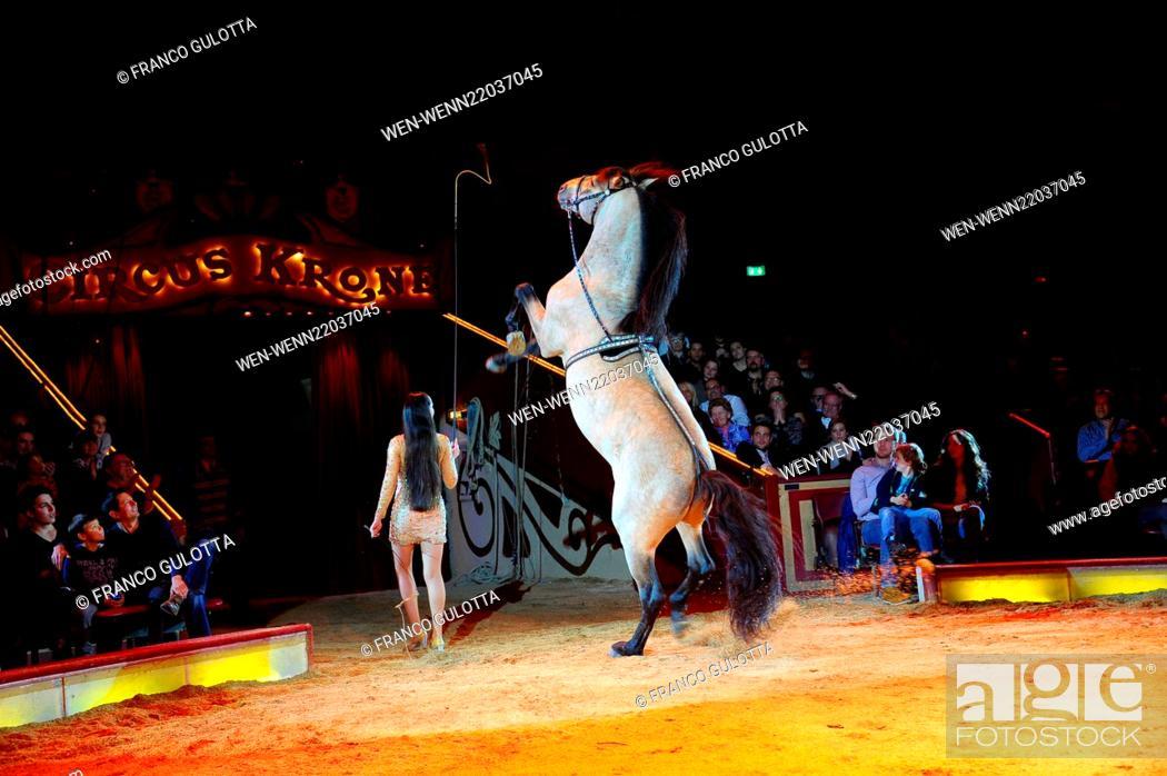 zirkus krone mandana