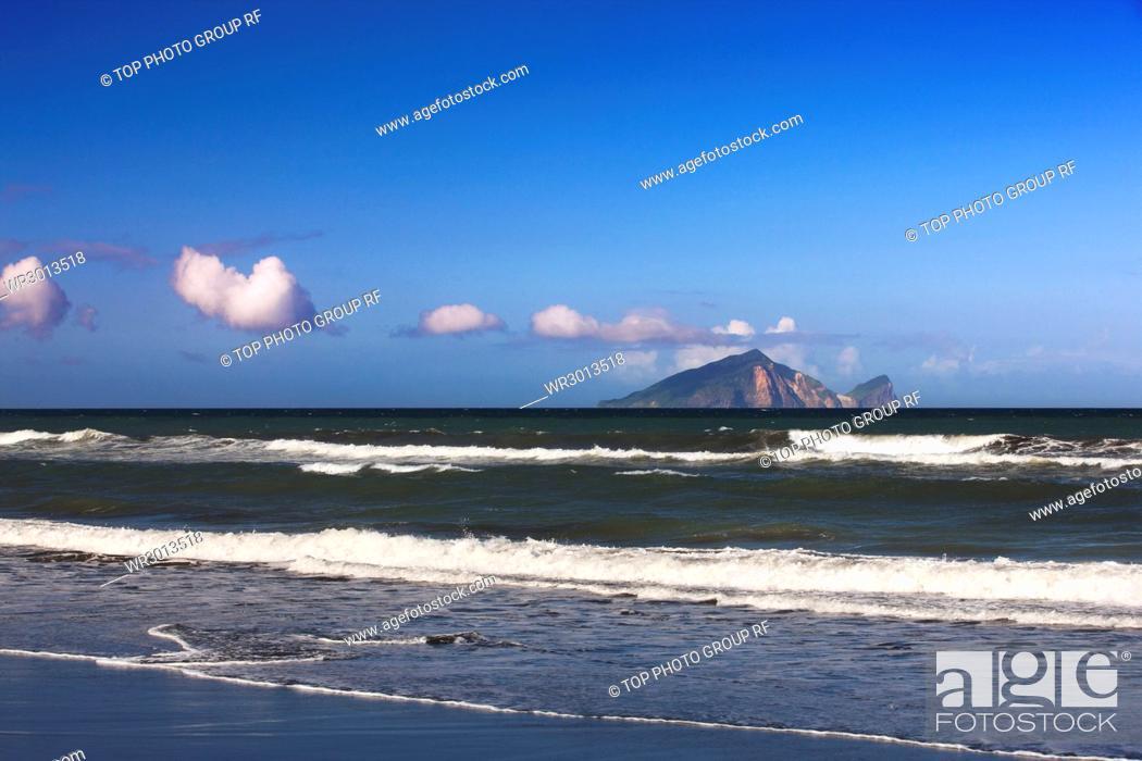 Imagen: Yilan;Guishan Island.