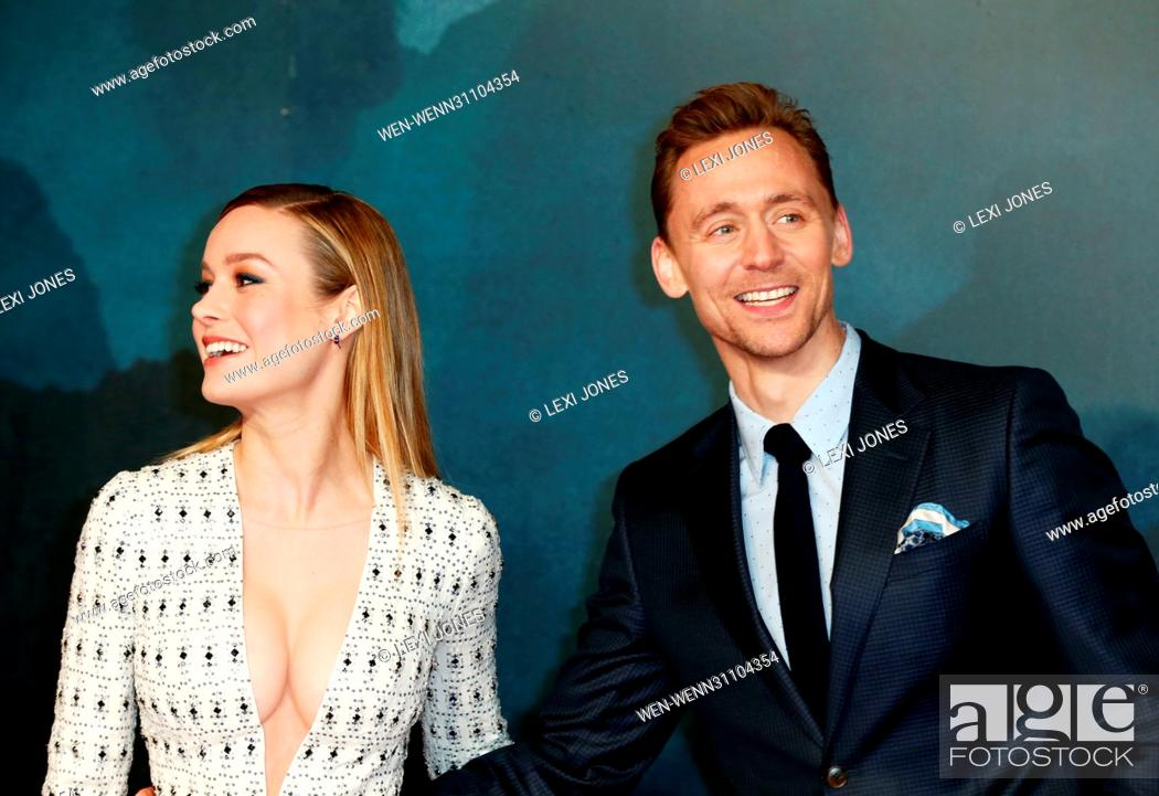 Kong: Skull Island' film premiere, London, UK Featuring: Brie Larson