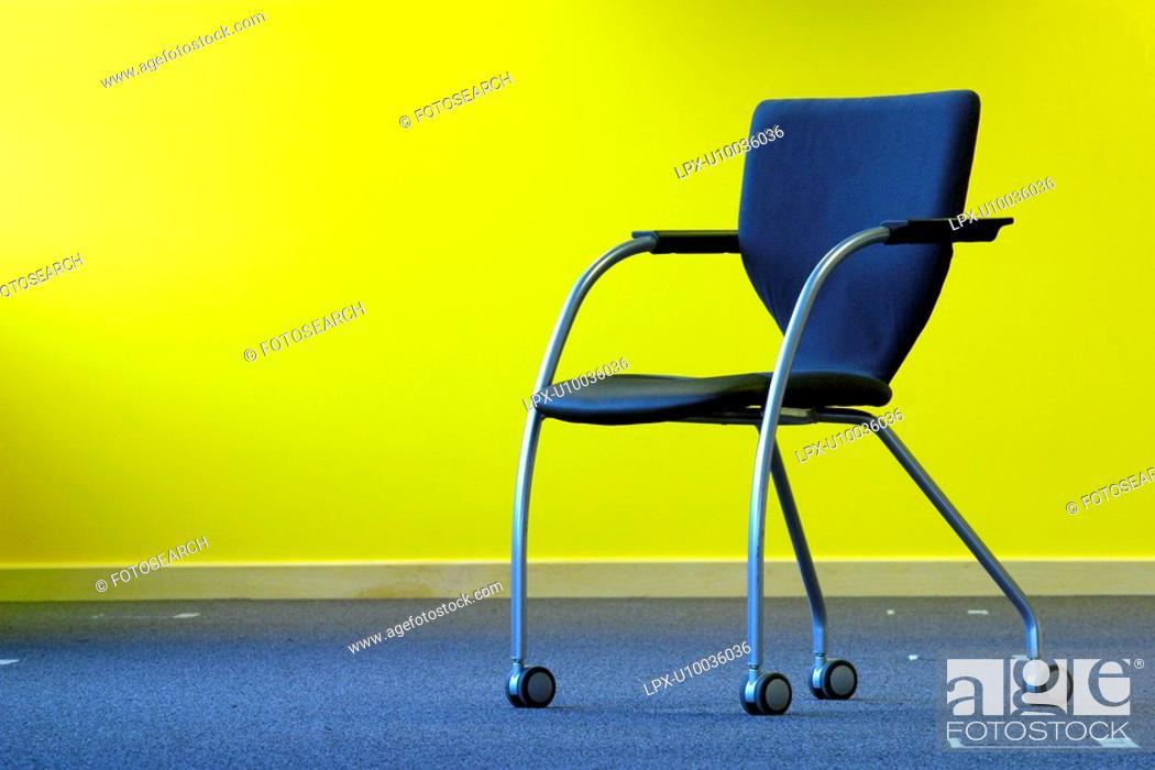 Stock Photo: Chair.