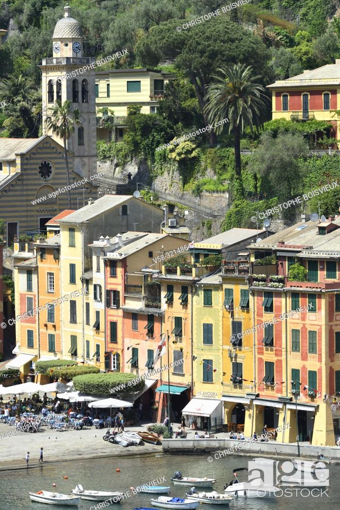Imagen: Italy, Liguria, Portofino.