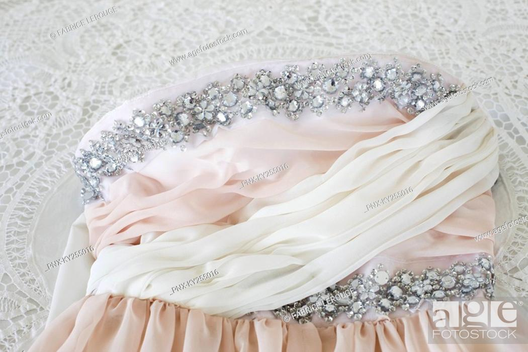 Stock Photo: Close-up of a dress.