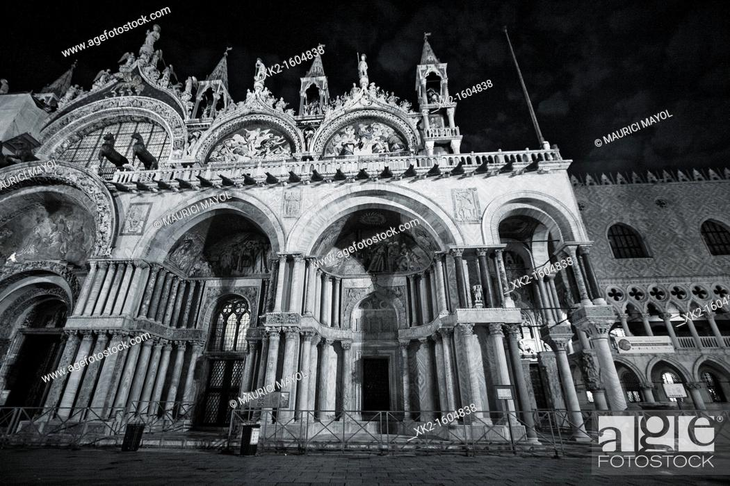 Stock Photo: San Marco church.
