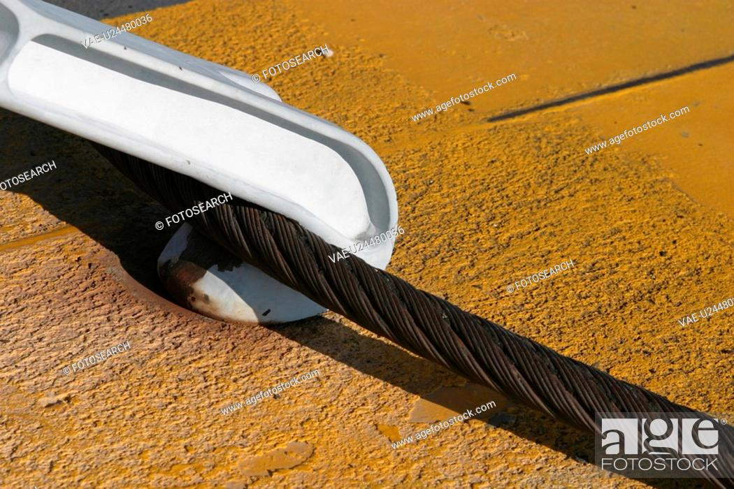 Stock Photo: hook, interlacing, metal, metallic, steel, equipment.