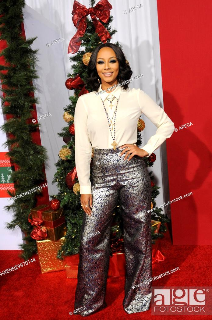 Almost Christmas Keri Hilson.Premiere Of Almost Christmas Featuring Keri Hilson Where