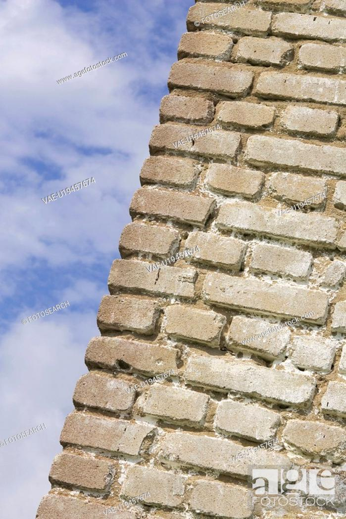 Stock Photo: Brick, Structure.