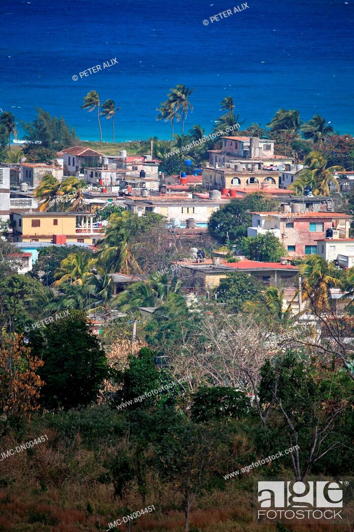 Stock Photo: Cuba, Guanabo.