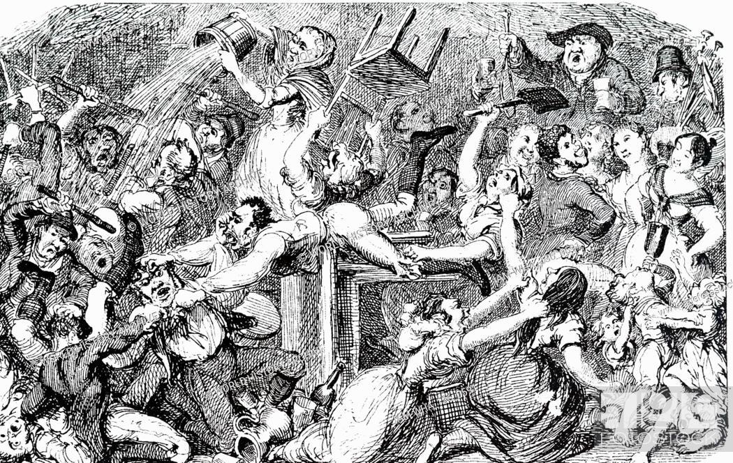 Best of 19th Century Orgies