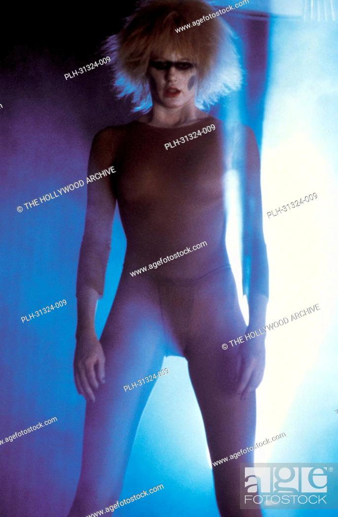 Stock Photo: Daryl Hannah, 'Blade Runner' 1982.