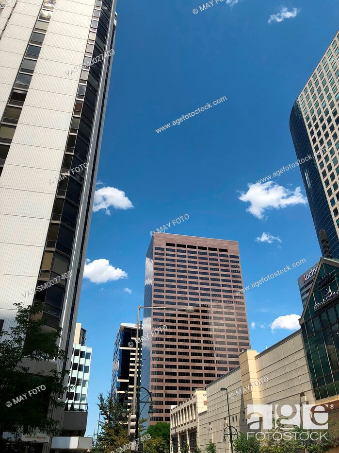 Stock Photo: Denver, Colorado, United States.