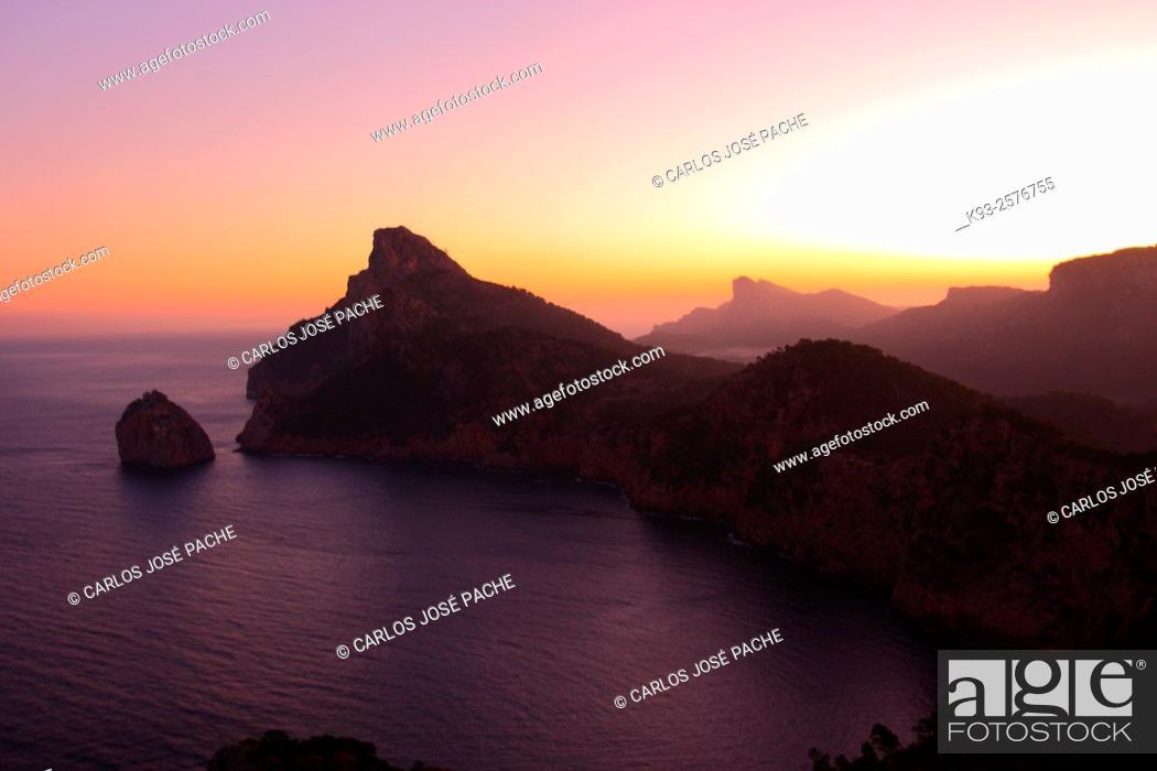 Imagen: Península de Formentor, Mallorca, Balearic Islands, Spain.
