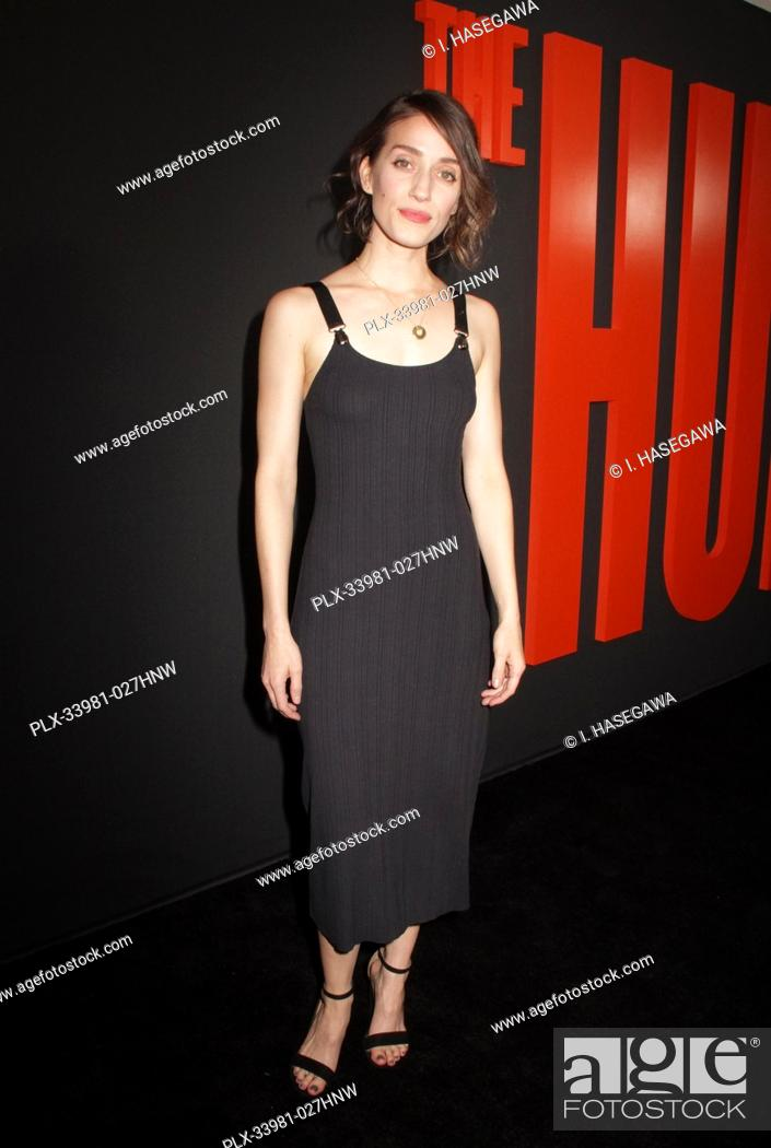 "Stock Photo: Teri Wyble 03/09/2020 The Special Screening of """"The Hunt"""" held at The ArcLight Hollywood in Los Angeles, CA. Photo by I. Hasegawa / HNW / Picturelux."