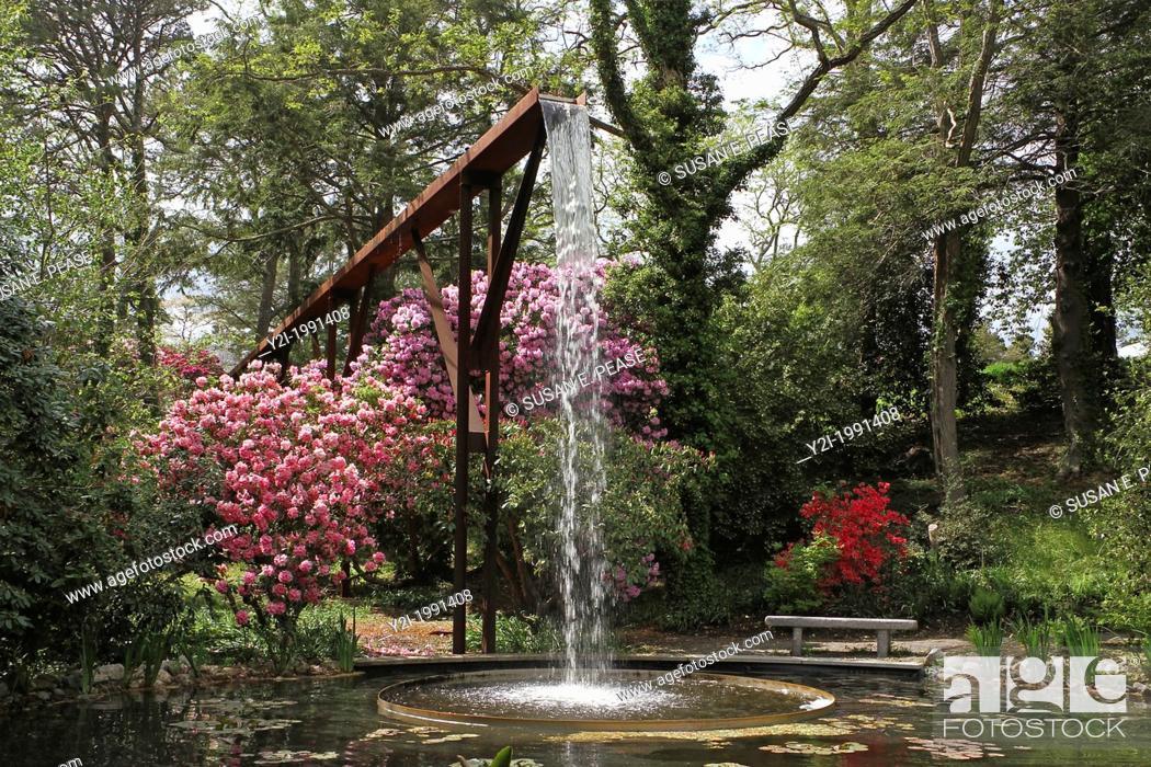 Flume Fountain Heritage Museum Gardens Sandwich Cape Cod