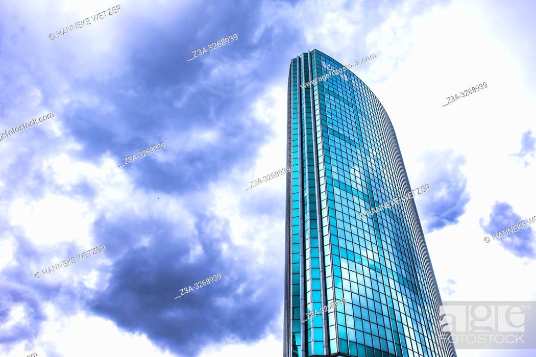 Imagen: World Trade Center in Rotterdam, the Netherlands, europe.