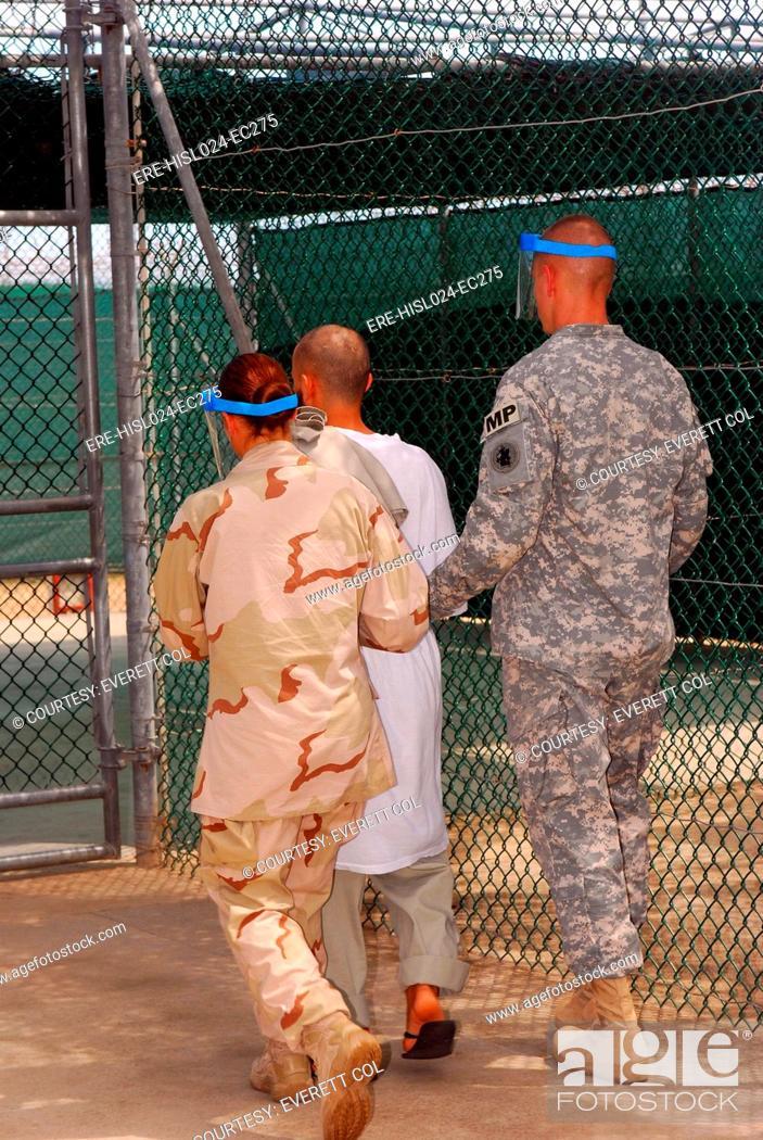 Model Hooker Guantanamo
