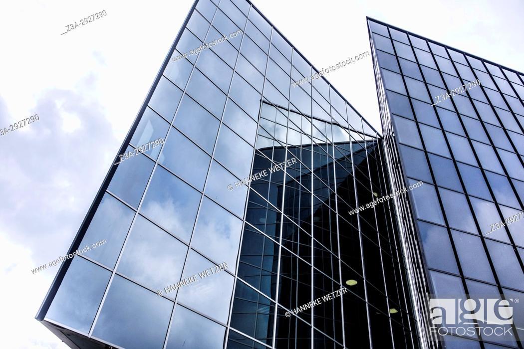Stock Photo: Modern architecture in Tallinn, Estonia, .