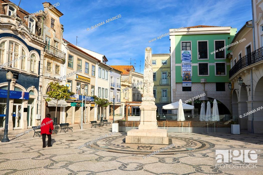 Imagen: Aveiro, Portugal.