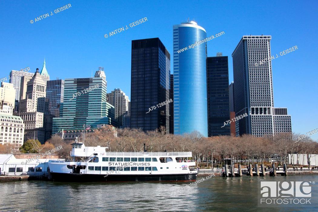 Stock Photo: New York City, manhattan.