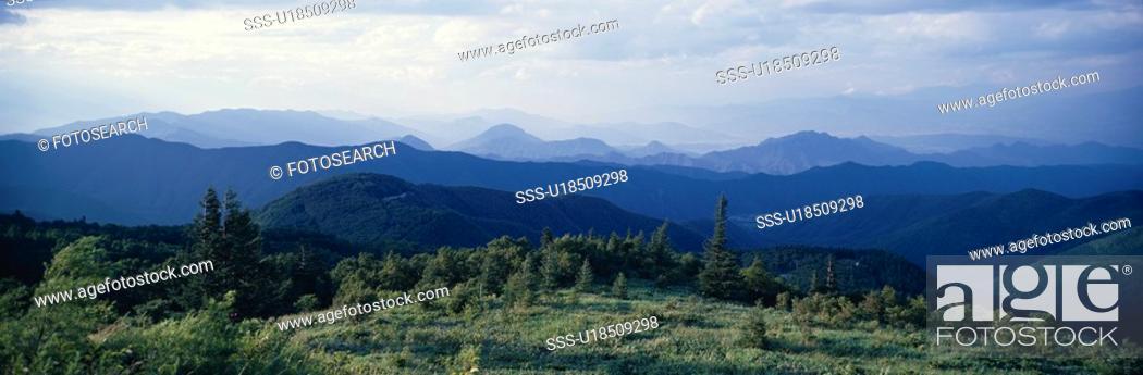 Imagen: Mountain Range.