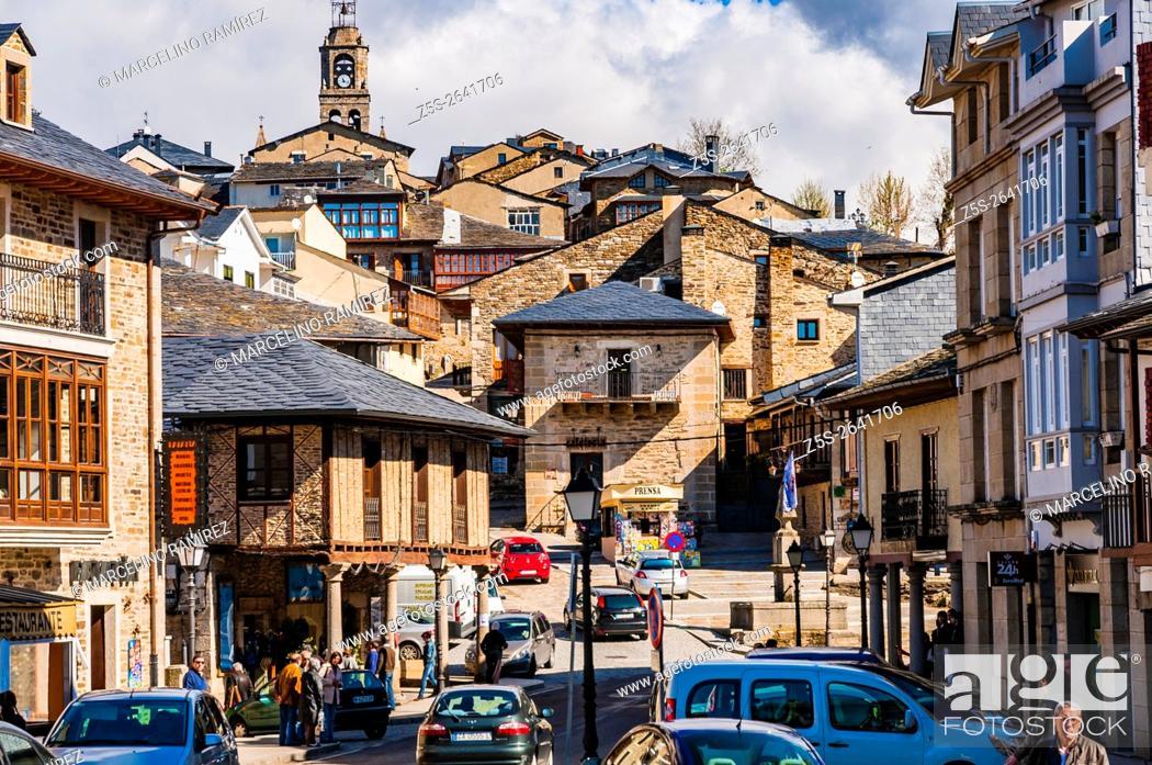 Imagen: Puebla de Sanabria, Zamora, Castilla y León, Spain, Europe.