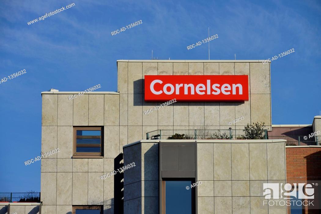 Cornelsen Verlag Mecklenburgische Strasse Schmargendorf