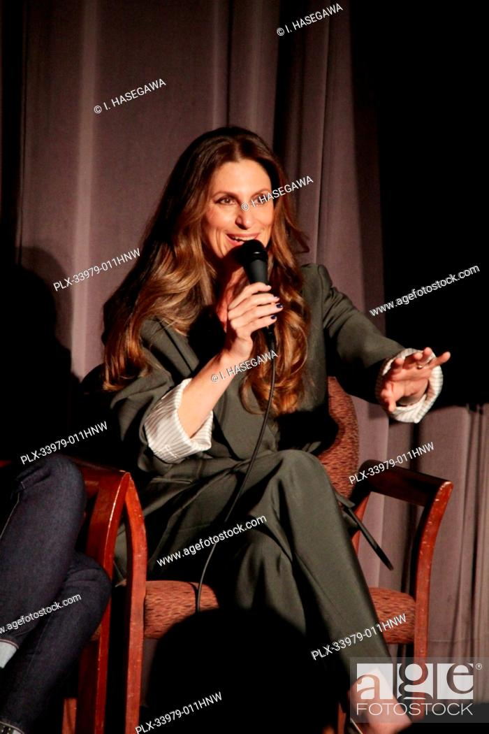 """Stock Photo: Niki Caro 03/07/2020 """"""""Mulan"""""""" Special Screening held at The Directors Guild of America Theatre in Los Angeles, CA. Photo by I."""